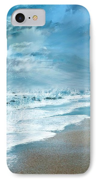 Tempestuous IPhone Case by Mary Timman