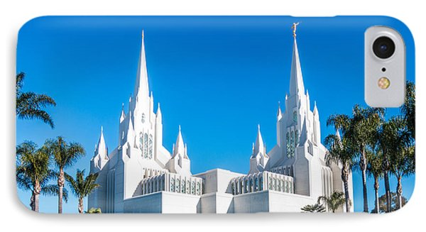 Temple Glow IPhone Case