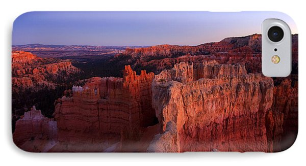 Temple Of The Setting Sun Phone Case by Mike  Dawson