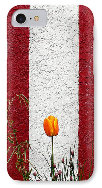 IPhone Case featuring the photograph Temple Wall by Ethna Gillespie