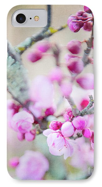 IPhone Case featuring the photograph Temptation Of Pink by Ivy Ho
