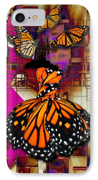 IPhone Case featuring the mixed media Tenderly by Marvin Blaine