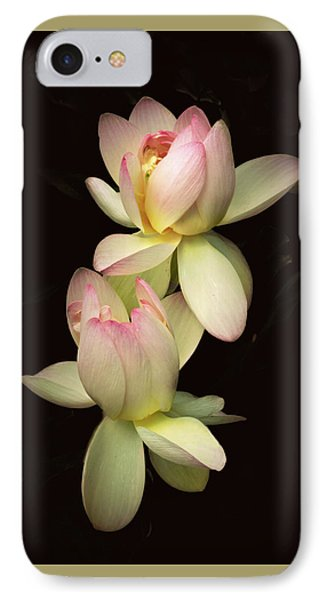 Tendresse IPhone Case by Jessica Jenney