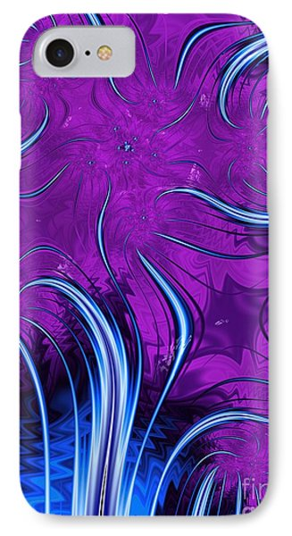 Tendrils Through The Mists Of Time IPhone Case