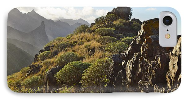 IPhone Case featuring the photograph Tenerife Canary Islands by Marek Stepan