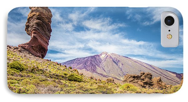 Tenerife IPhone Case by JR Photography