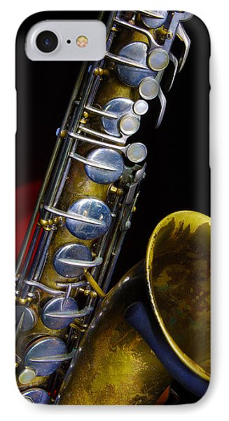 Tenor #1 IPhone Case by Jim Mathis