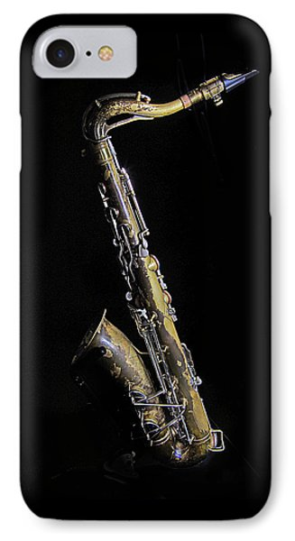 Tenor #2 IPhone Case by Jim Mathis