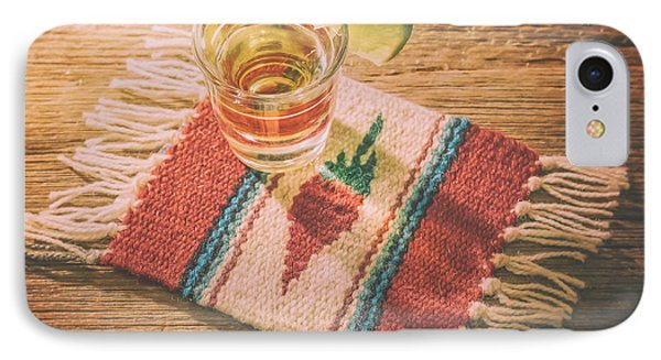 Tequila For Cinco De Mayo IPhone Case by Scott Norris
