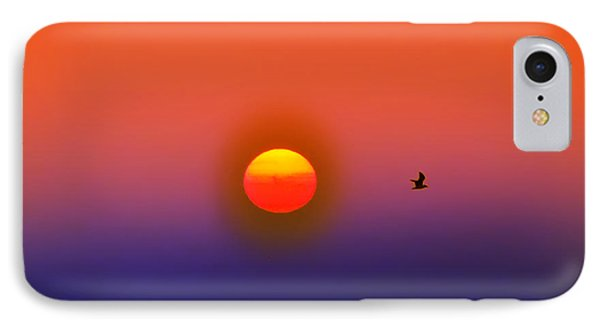 Tequila Sunrise Phone Case by Bill Cannon
