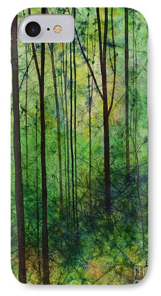 IPhone Case featuring the painting Terra Verde by Hailey E Herrera