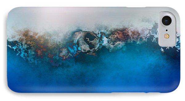 Terraform IPhone Case by Robert Hawk