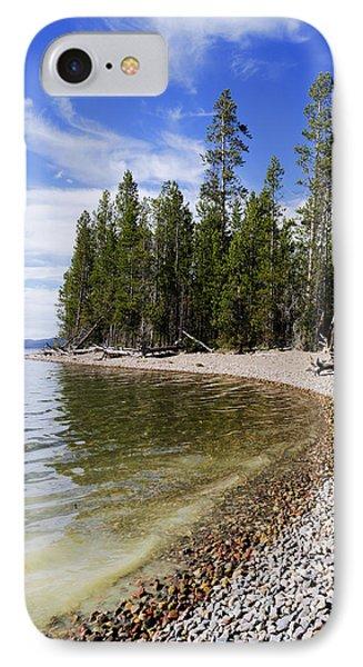 Shore iPhone 7 Case - Teton Shore by Chad Dutson