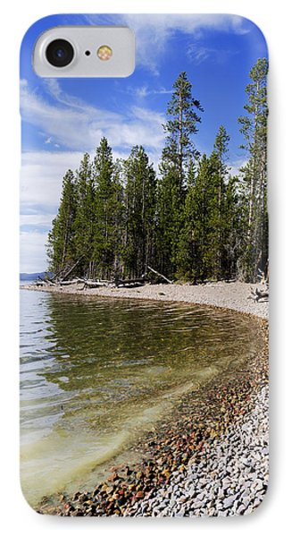 Teton Shore IPhone Case