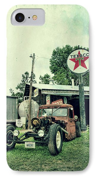Texaco IPhone Case by Joel Witmeyer