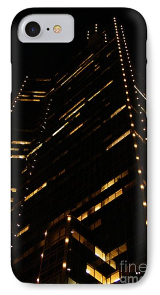 Texas Night Phone Case by Linda Shafer