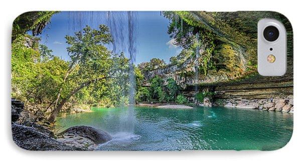 Texas Paradise IPhone Case by Jonathan Davison