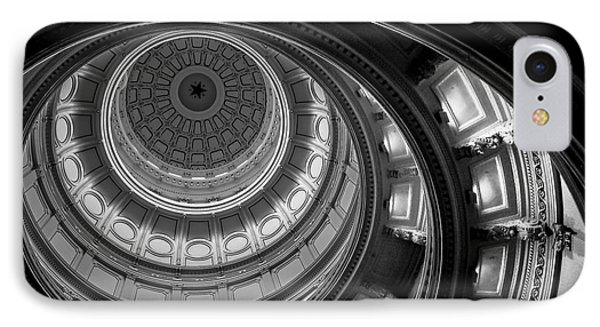 Texas State Capital Dome Austin  IPhone Case