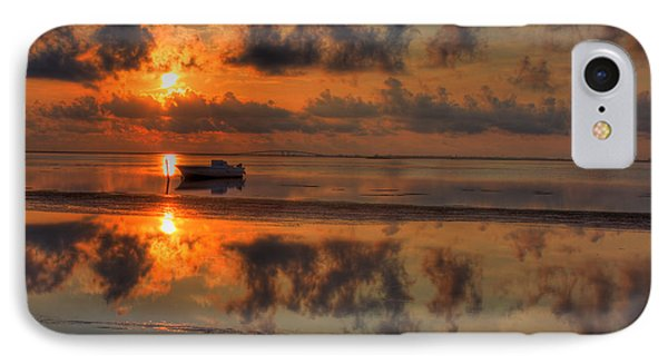 Texas Sunset Gulf Of Mexico Phone Case by Kevin Hill