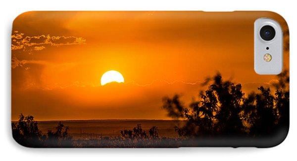 Texas Tangerine IPhone Case