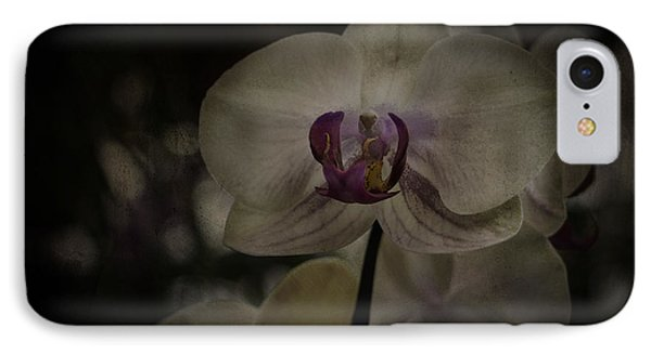 IPhone Case featuring the photograph Textured Flower by Ryan Photography