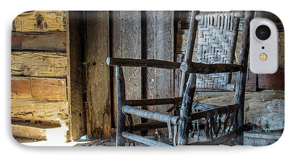 Thacker Cabin Chair IPhone Case