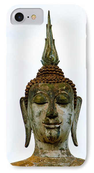 Thai Buddha IPhone Case by Rob Tullis