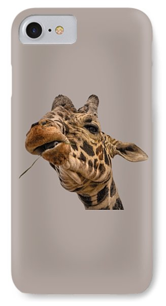 Thank You IPhone 7 Case by Mark Myhaver