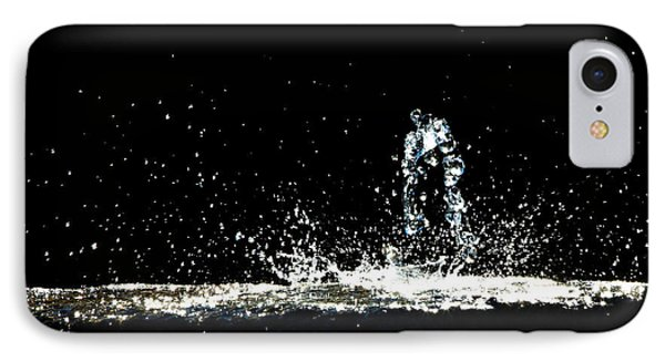 That Falls Like Tears From On High IPhone Case by Bob Orsillo