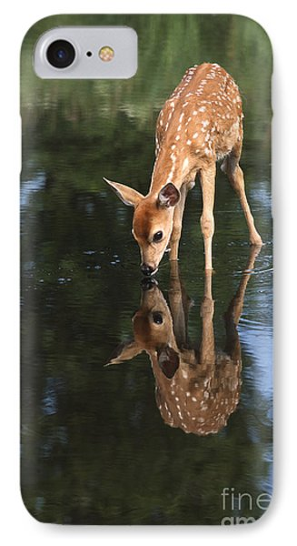 That Must Be Me IPhone 7 Case by Sandra Bronstein