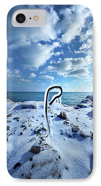 IPhone Case featuring the photograph That One Weird Thing by Phil Koch