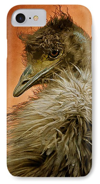 That Shy Come-hither Stare IPhone 7 Case by Lois Bryan