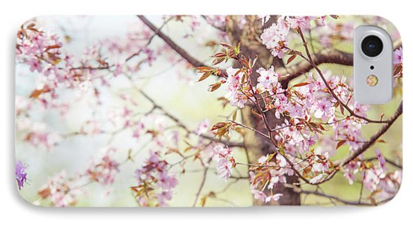 IPhone Case featuring the photograph That Tender Joyful Spring by Jenny Rainbow