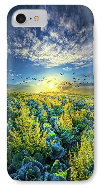 That Voices Never Shared IPhone 7 Case by Phil Koch