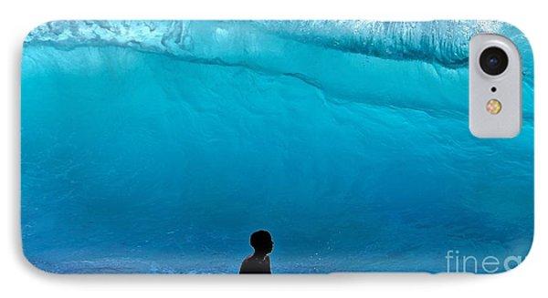 That's A  Wave - Kekaha Beach IPhone Case by Debra Banks
