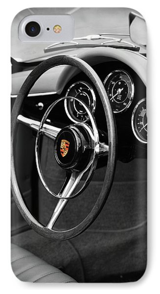 The 356 Roadster Phone Case by Mark Rogan