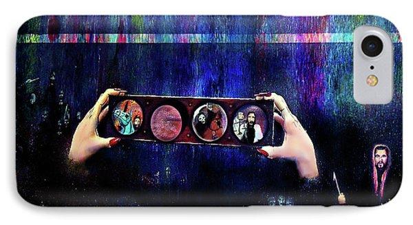 The 4 Horsemen Of The Apocalypse IPhone Case by Albert Puskaric