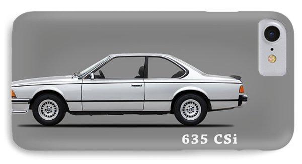 The 635 Csi IPhone Case