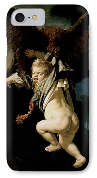 The Abduction Of Ganymede IPhone Case