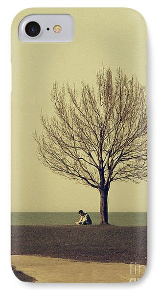 The Afternoon Spent IPhone Case by Dana DiPasquale