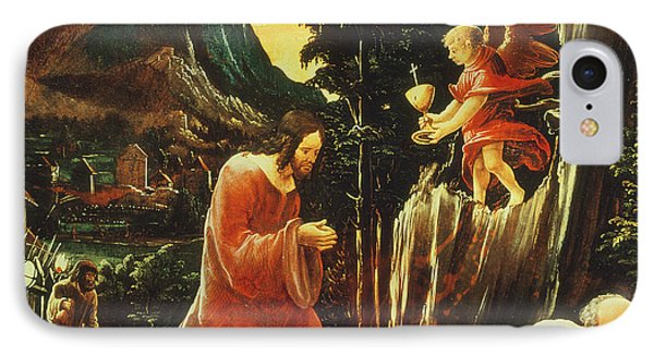The Agony In The Garden IPhone Case by Albrecht Altdorfer