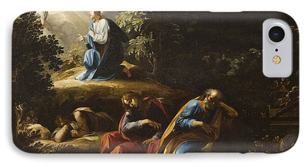 The Agony In The Garden IPhone Case by Guiseppe Cesari