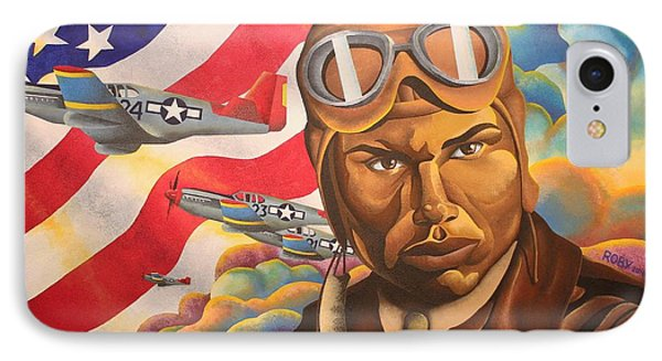 The Airman IPhone Case by William Roby