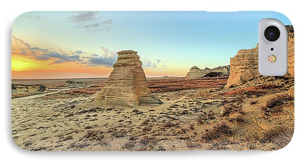 IPhone 7 Case featuring the photograph The American West by JC Findley