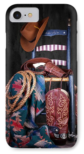 The American West IPhone Case by Tom Mc Nemar