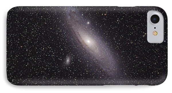 The Andromeda Galaxy Phone Case by Phillip Jones
