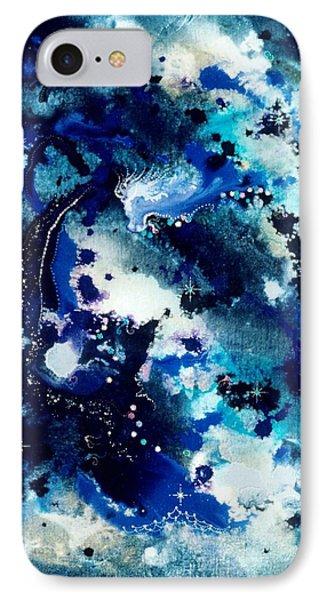 The Angel Horses Phone Case by Lee Pantas
