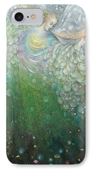 The Angel Of Growth IPhone 7 Case