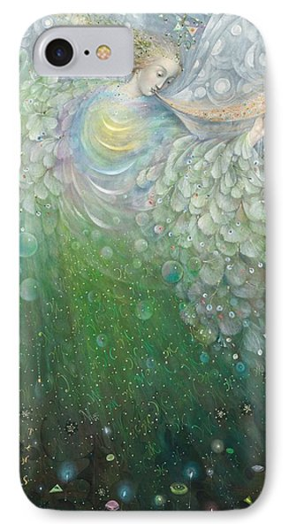 The Angel Of Growth IPhone Case by Annael Anelia Pavlova