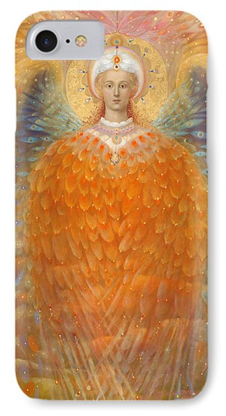 The Angel Of Justice IPhone Case by Annael Anelia Pavlova